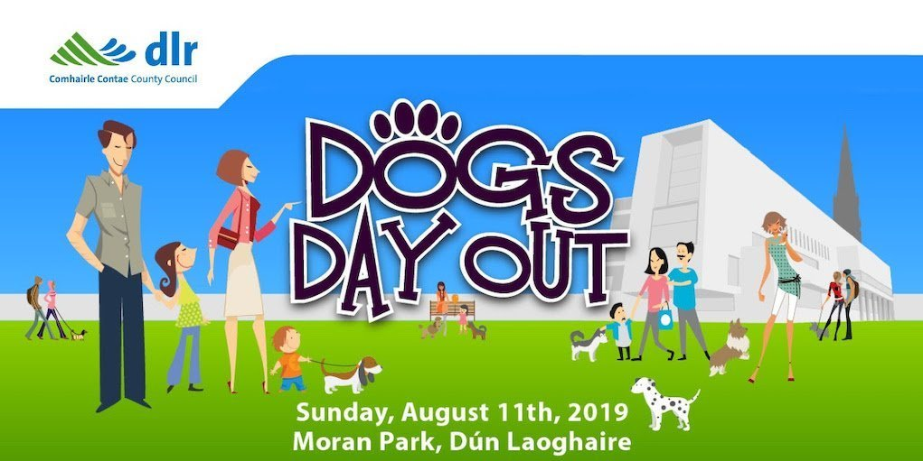 dlr events dogs day out whats' on
