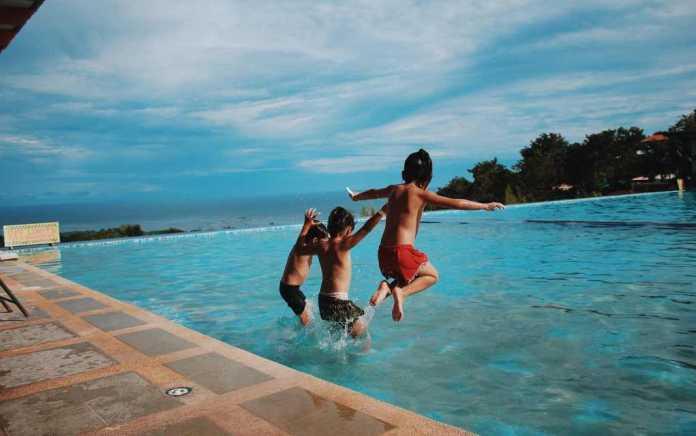 kids drowning