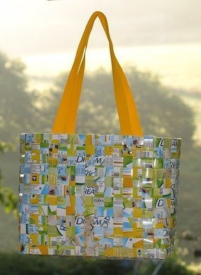 recycled bag thrash to treasure eco friendly ways to amuse the kids at home this summer