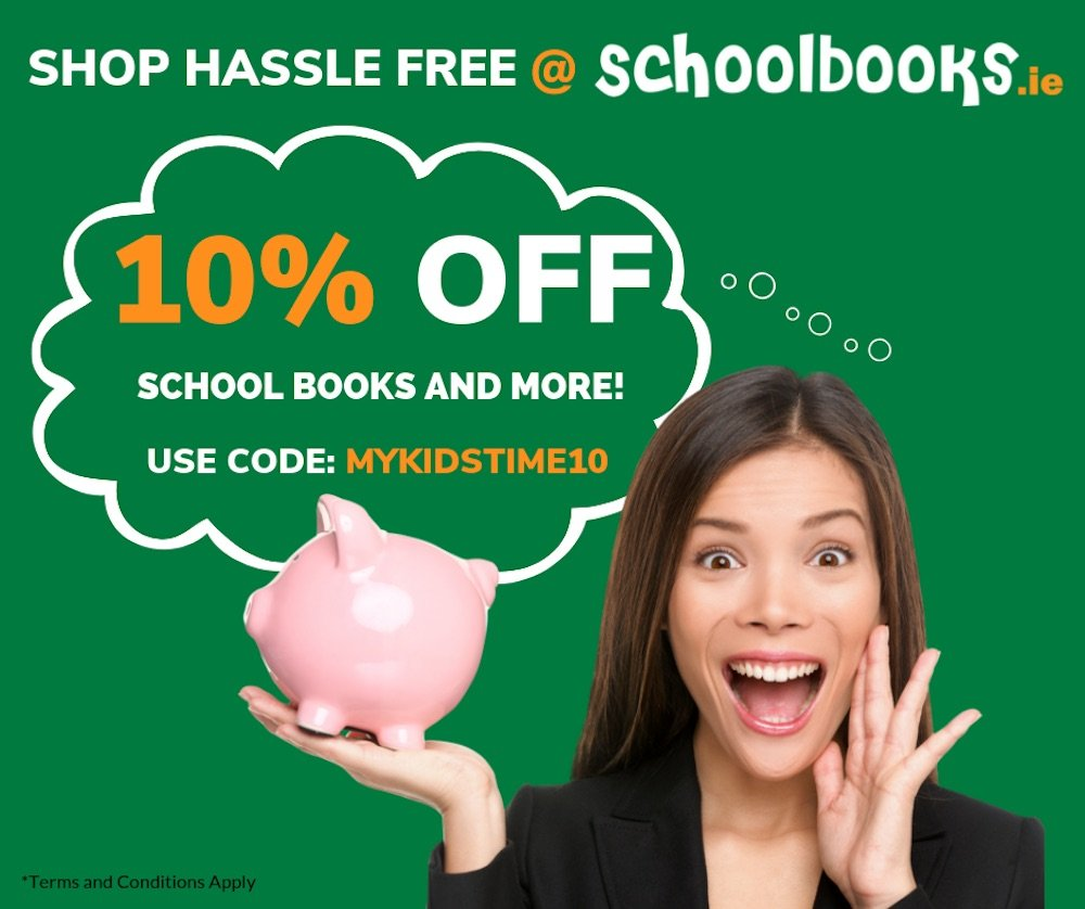 save on back to school costs with schoolbooks.ie offer