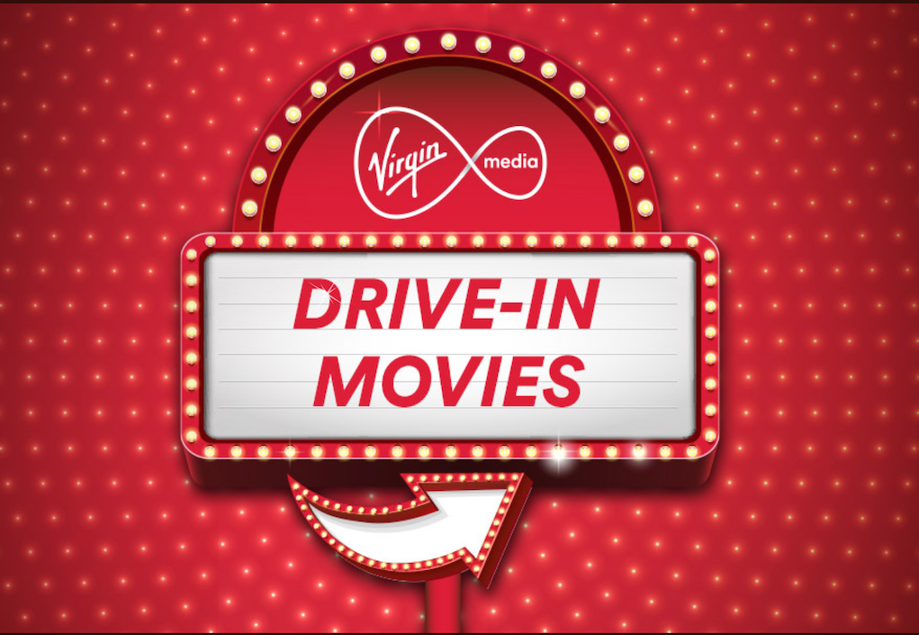 virgin media drive in movies