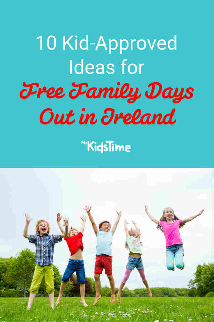 10 Kid-Approved Ideas for FREE Family Days Out In Ireland - Mykidstime