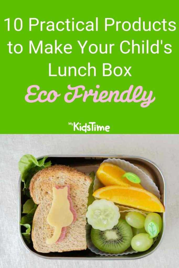 10 Practical Products to Make Your Child's Lunch Box Eco Friendly Pinterest