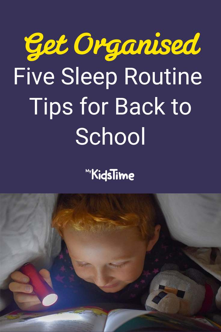 Sleep Routine Tips for Kids