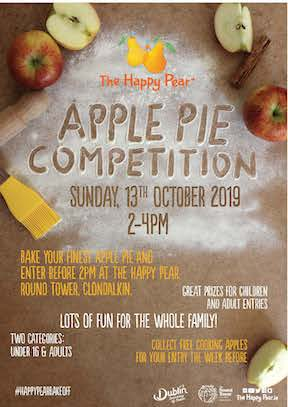 The Happy Pear Apple Pie Competition at Round Tower Clondalkin things to do in Ireland what's on for the family