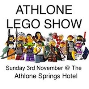 Athlone Lego Show things to do in Ireland with kids