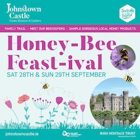 Honey Bee Feastival at Johnstown Castle things to do with kids