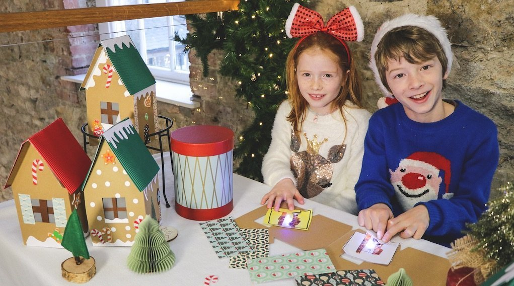 Christmas Lantern Workshops Cool Planet Experience