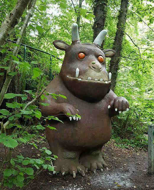 Colin Glen gruffalo free family days out