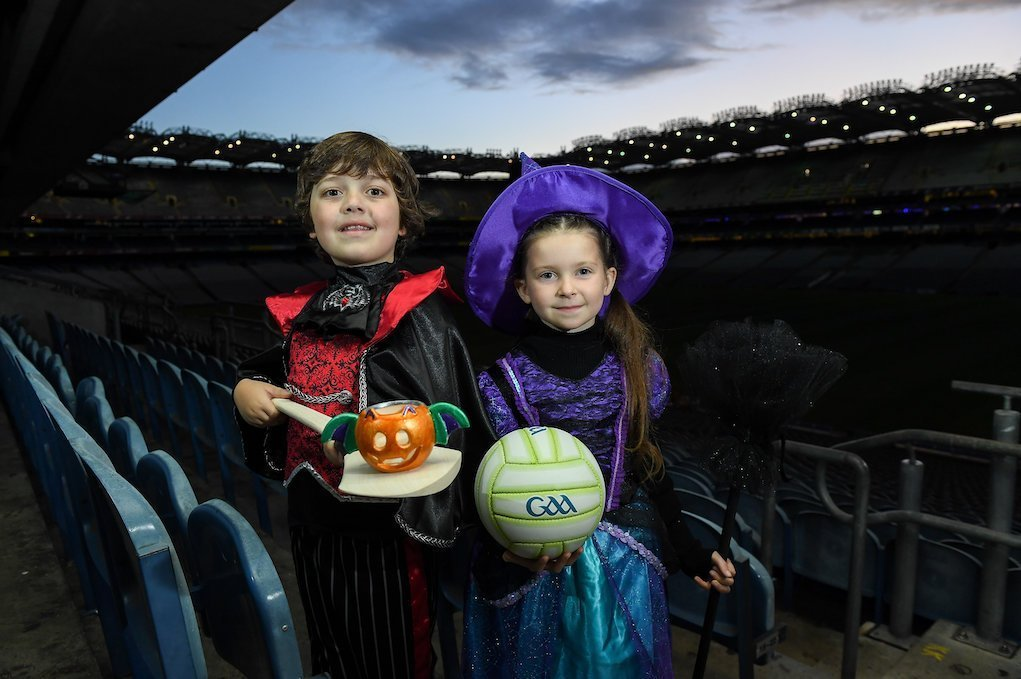 GAA Museum - Creepy Creators Halloween Tours 2019 things to do in Ireland at Halloween