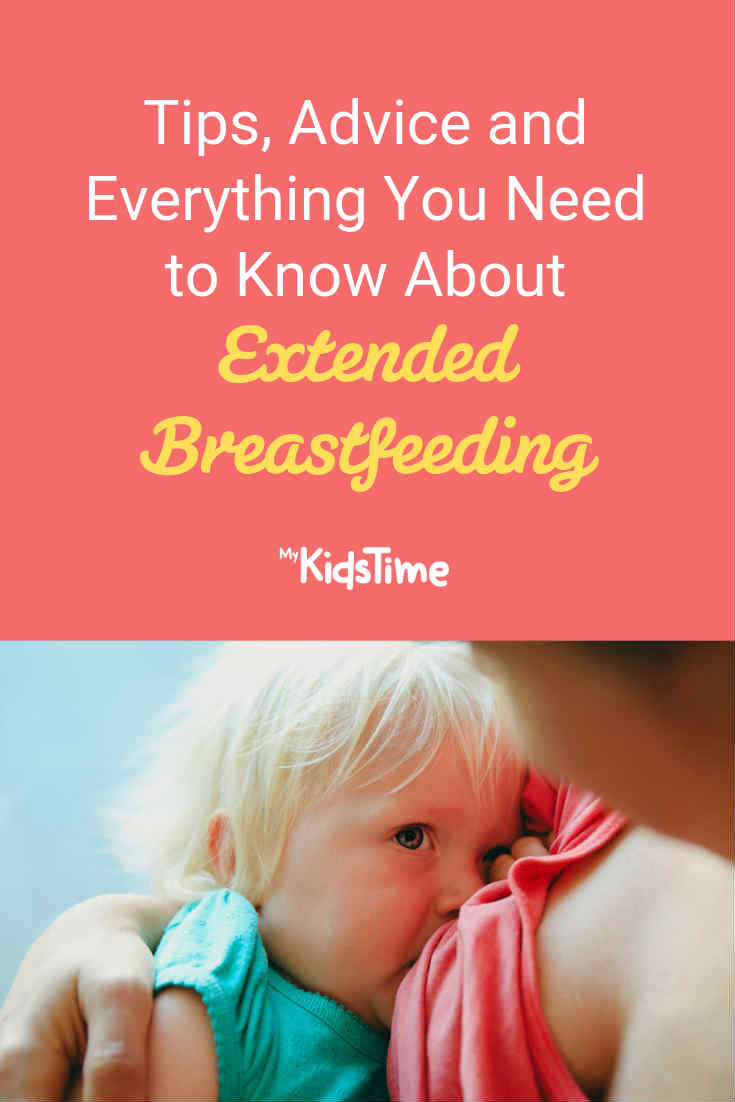 Extended Breastfeeding: Tips Advice & Everything You Need To Know - Mykidstime