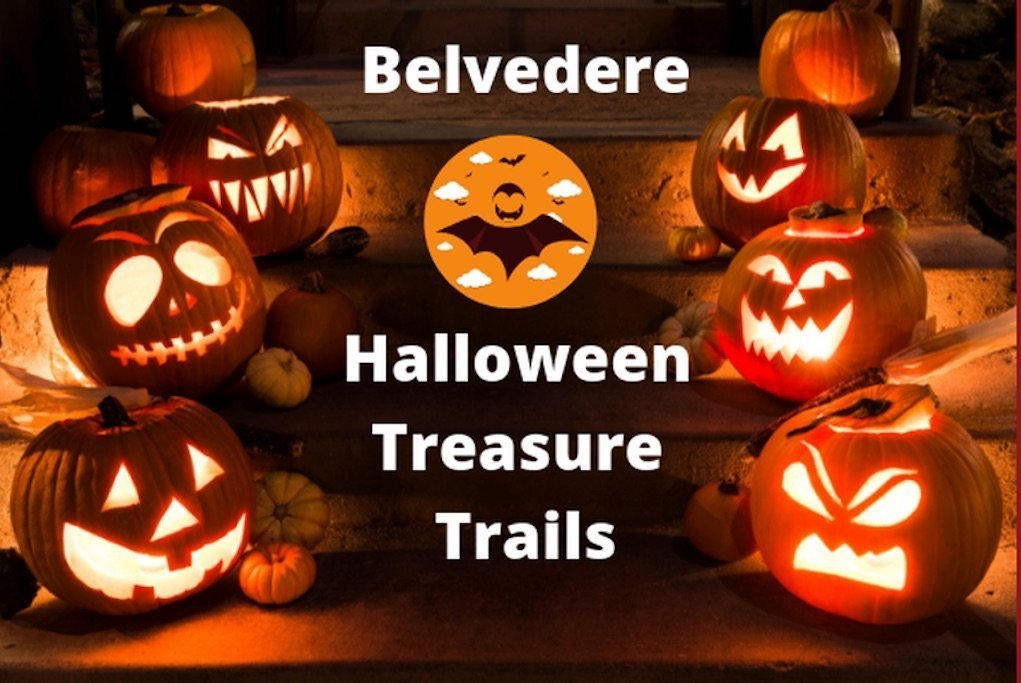 Halloween 2019 at Belvedere House