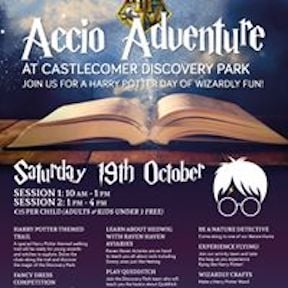 Harry Potter Adventure Day at Castlecomer Discovery Park