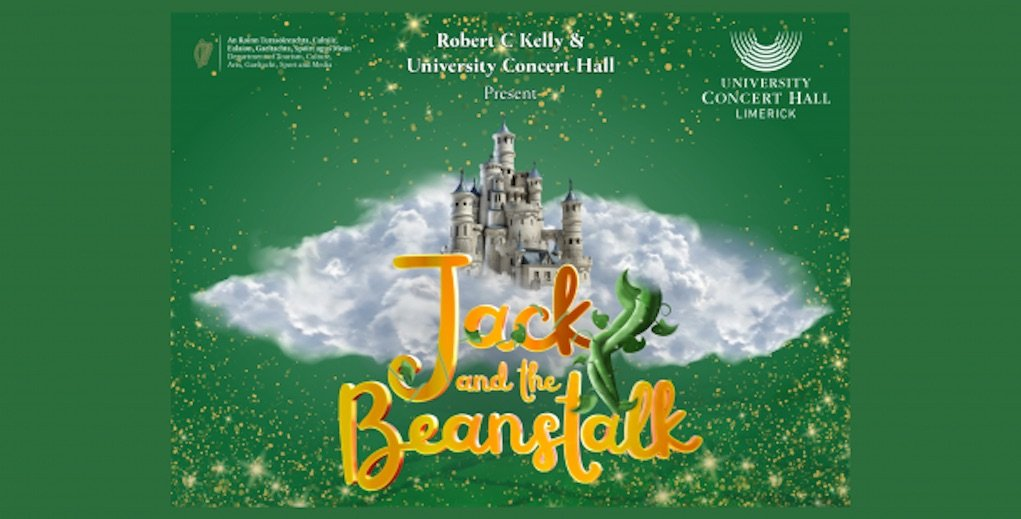 Jack and the Beanstalk UCH Panto Limerick