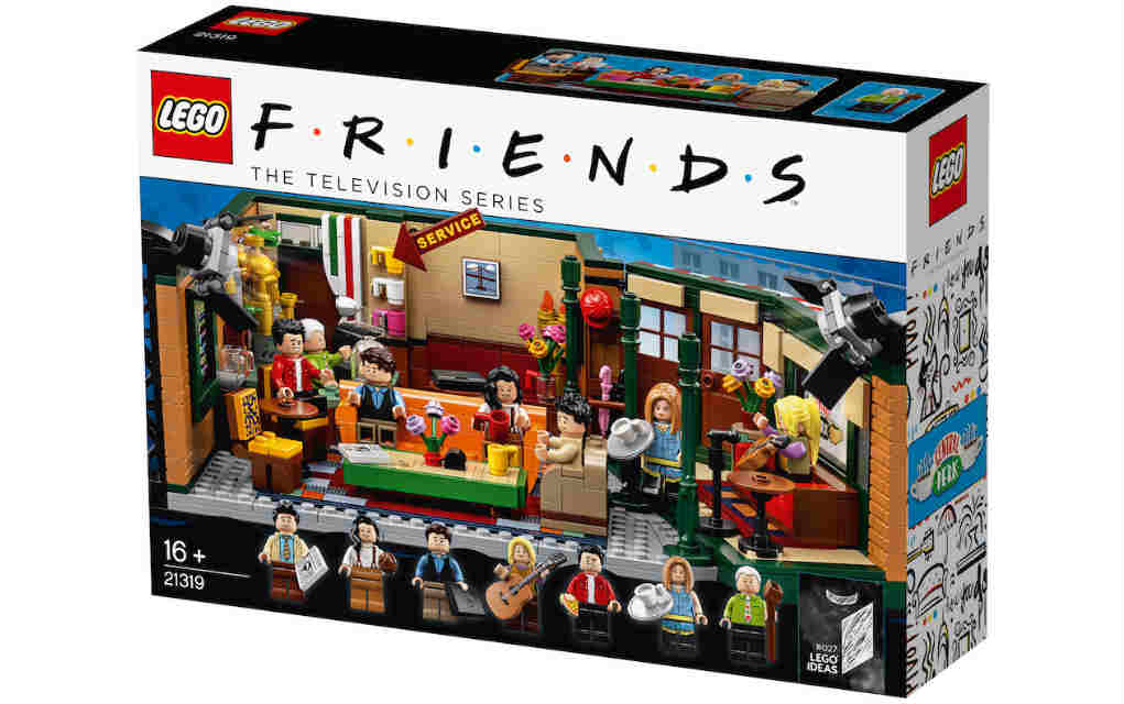 Lego Halloween Sets 2019.Could We Be Any More Excited Lego Central Perk Is A Reality