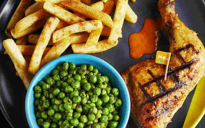 Free Nando's lunch for Leaving Cert students - Mykidstime