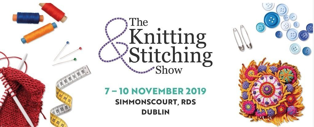 The Knitting and Stitching Show 2019 at RDS