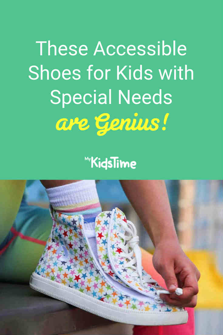 These Accessible Shoes for Kids with Special Needs are Genius! - Mykidstime