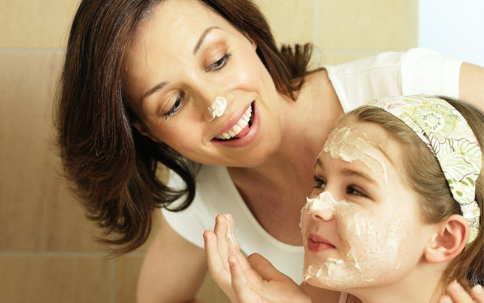 beauty routine tips for busy mums