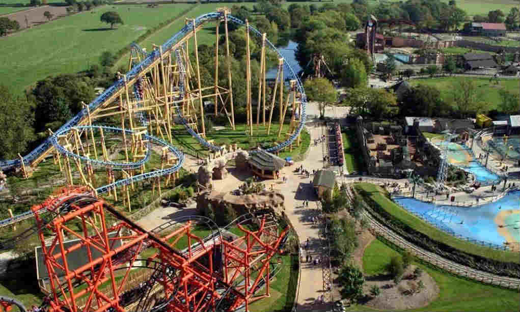 Flamingo Land for UK theme parks