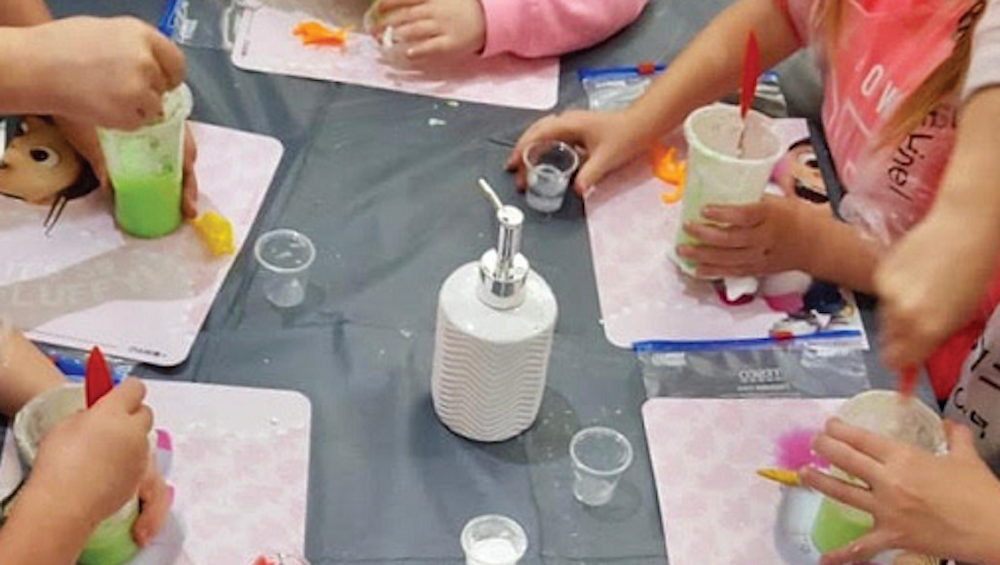 science-of-slime with scientific sue Shorelines Arts Festival Portumna Whats On Things to do in Dublin