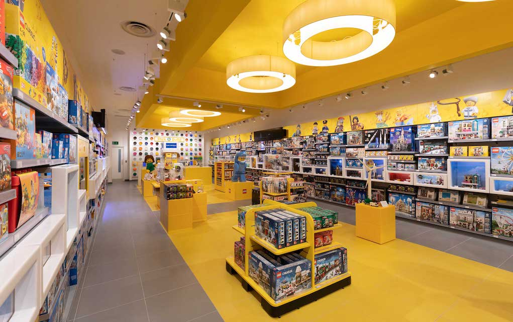 Five New Lego Stores To Open In The Uk And Europe This Year