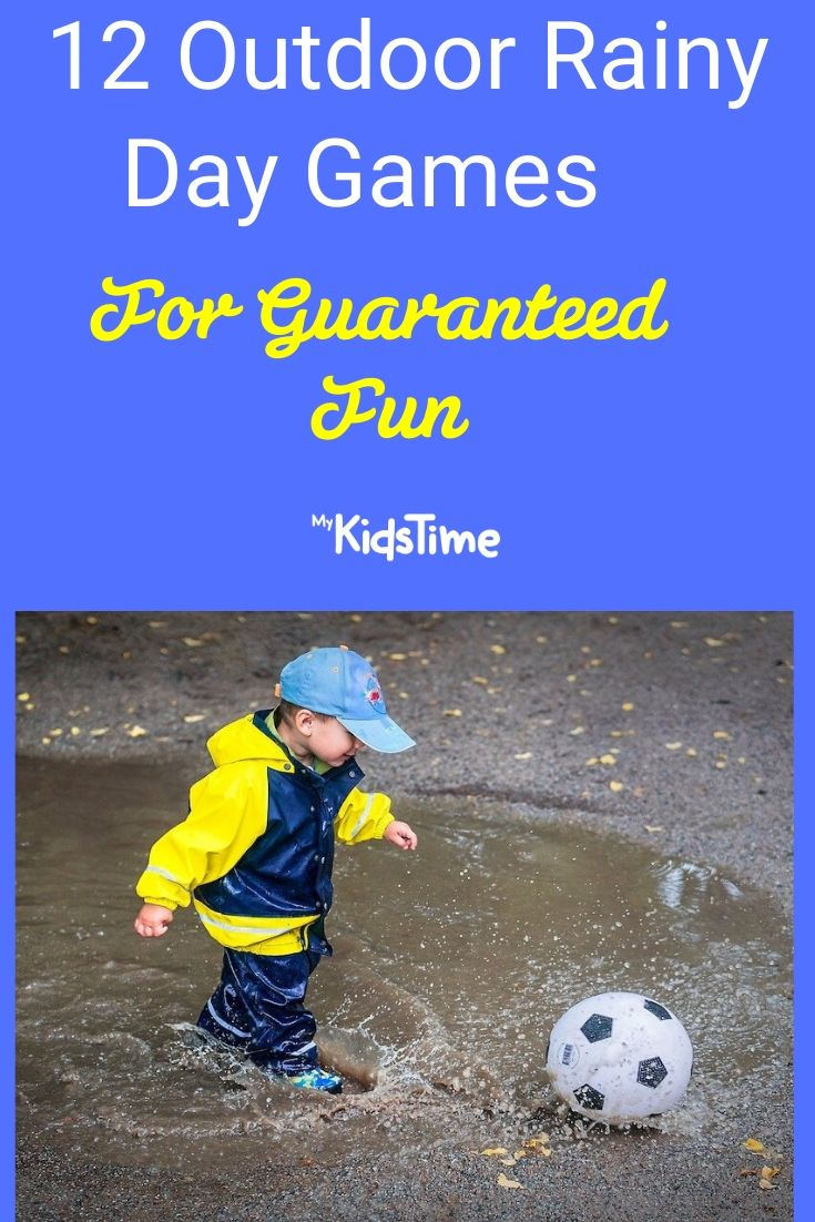 12 outdoor rainy day games for guaranteed fun