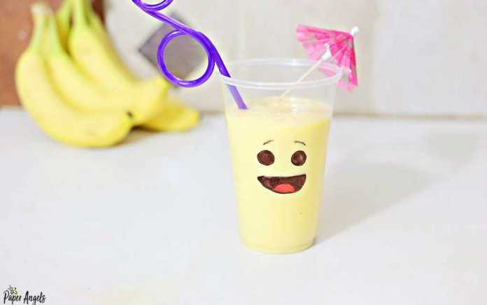 Banana-Mango-Smoothie