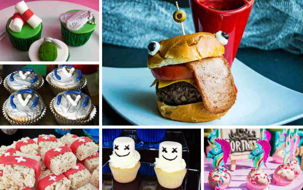 30 Fortnite Party Food Ideas That Are Totally Floss Worthy