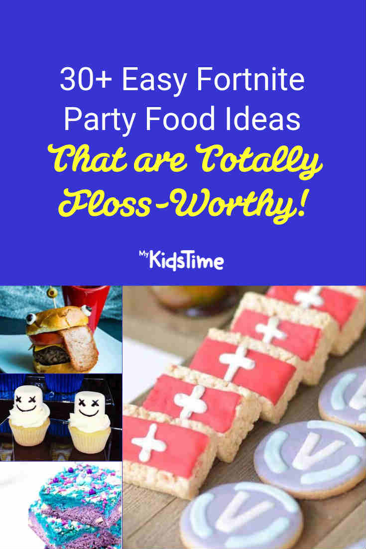 Fortnite party food