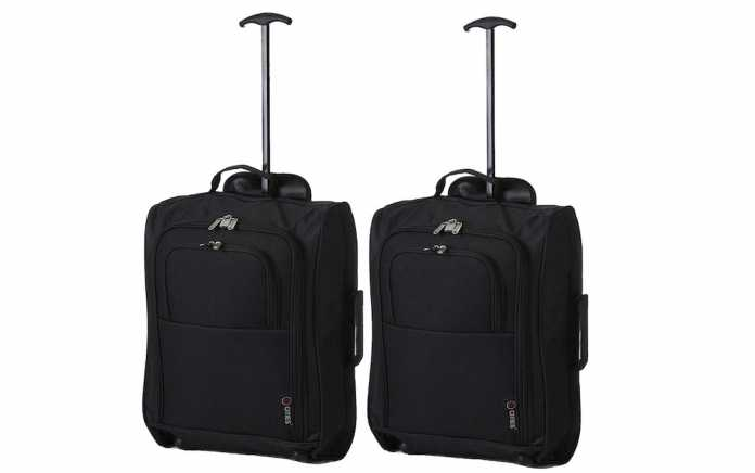 win a set of cabin luggage