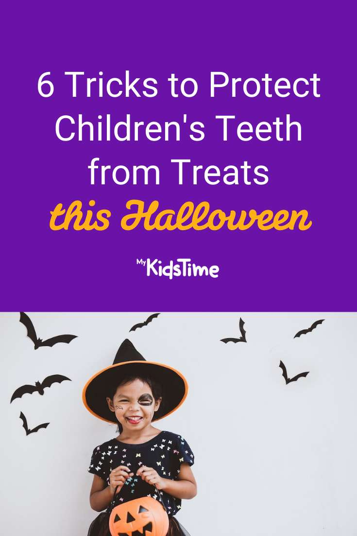 6 Tricks to Protect Children's Teeth from Treats This Halloween - Mykidstime