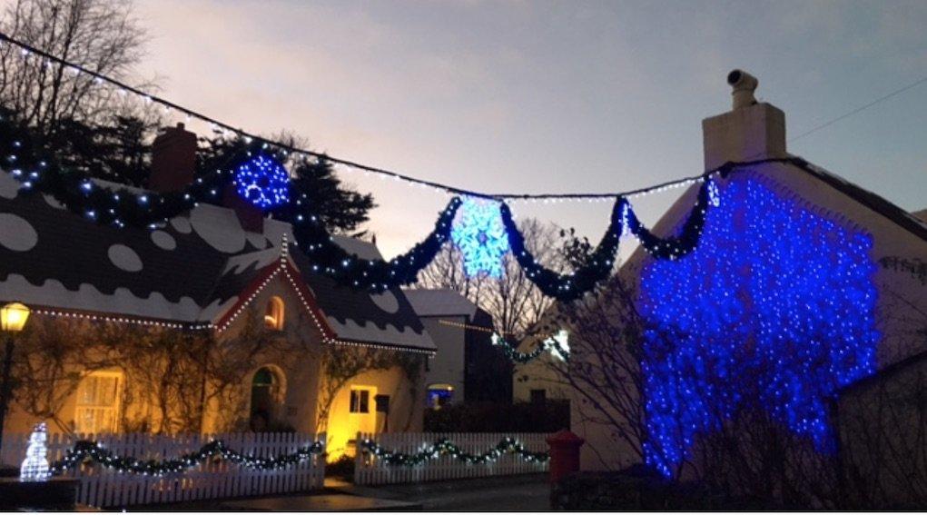 Bunratty Trail of Christmas Lights 2020