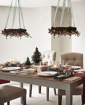 Festive Christmas Table M&S festive style tips for home for Christmas