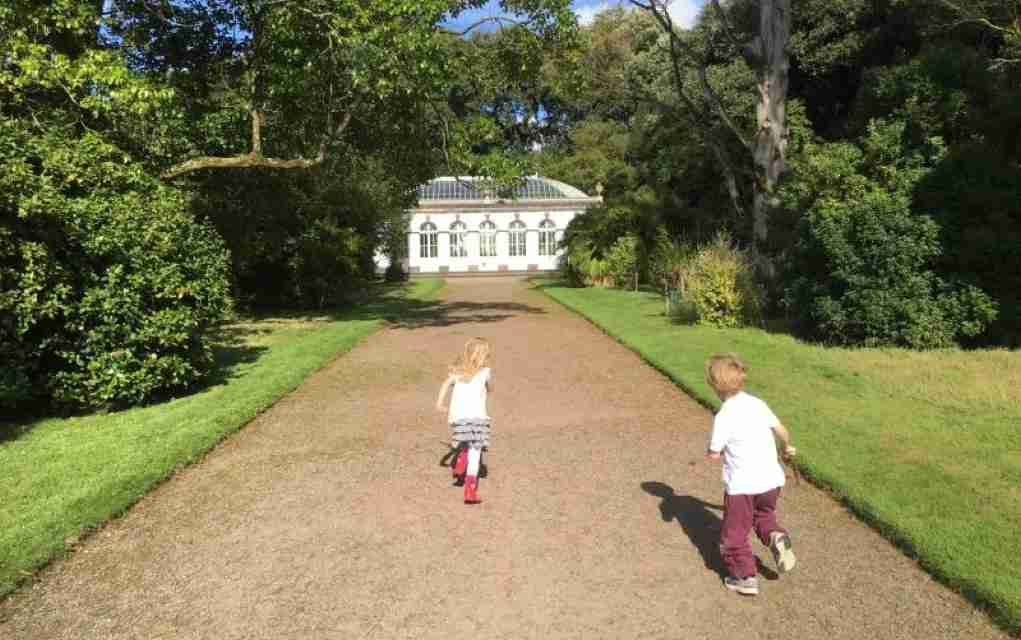 Fota House and Gardens kids