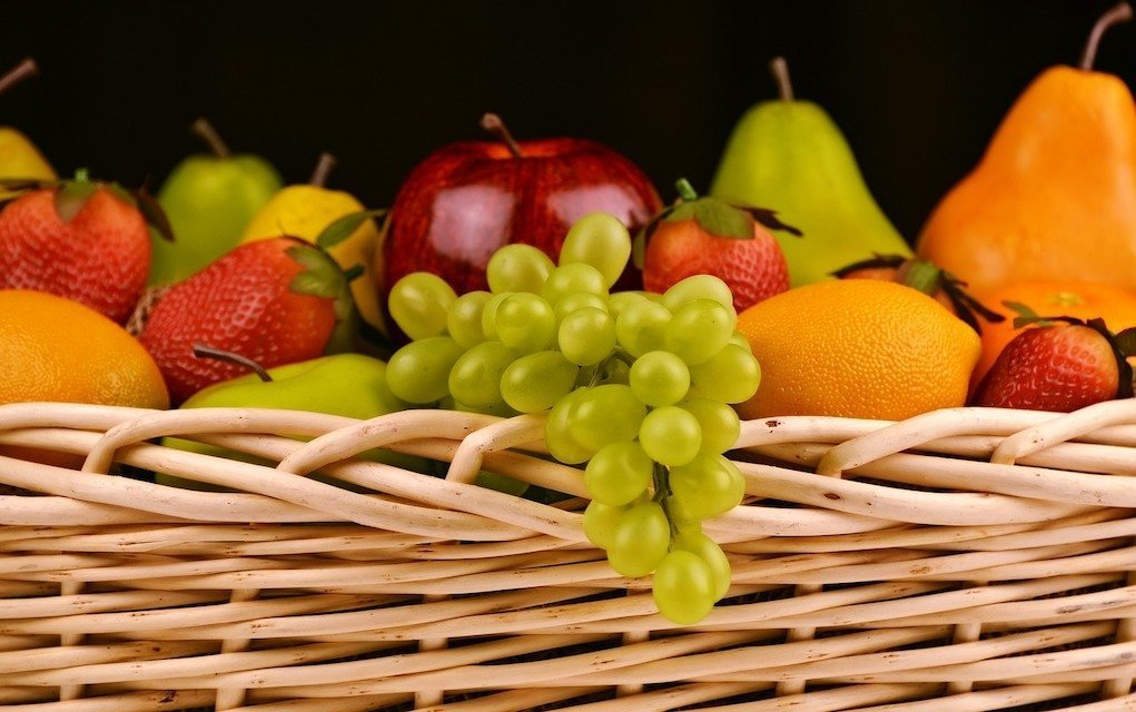 Win a seasonal fruit basket