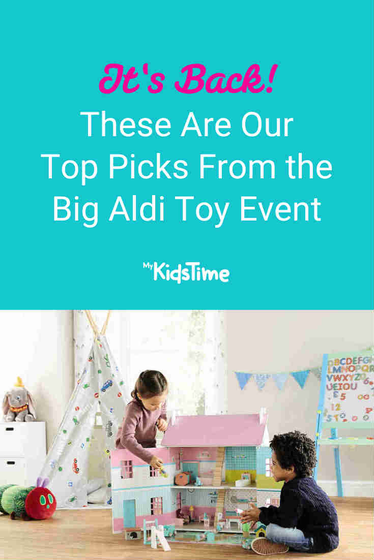 It's Back! These Are Our Top Picks From the Big Aldi Toy Event - Mykidstime