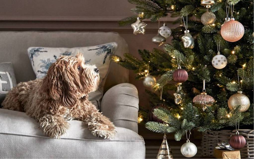 M&S festive style tips for home for Christmas