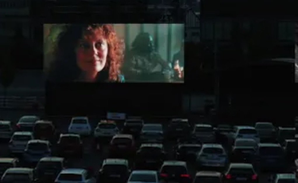 RDS Drive in Cinema Christmas Movies
