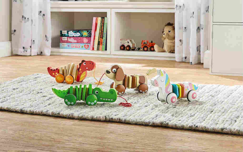 Aldi toy event wooden toys