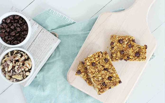 chewy-baked-pumpkin-bars