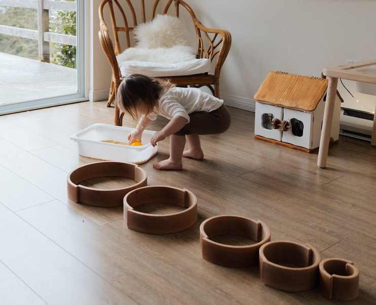 child obstacle course at home (1)