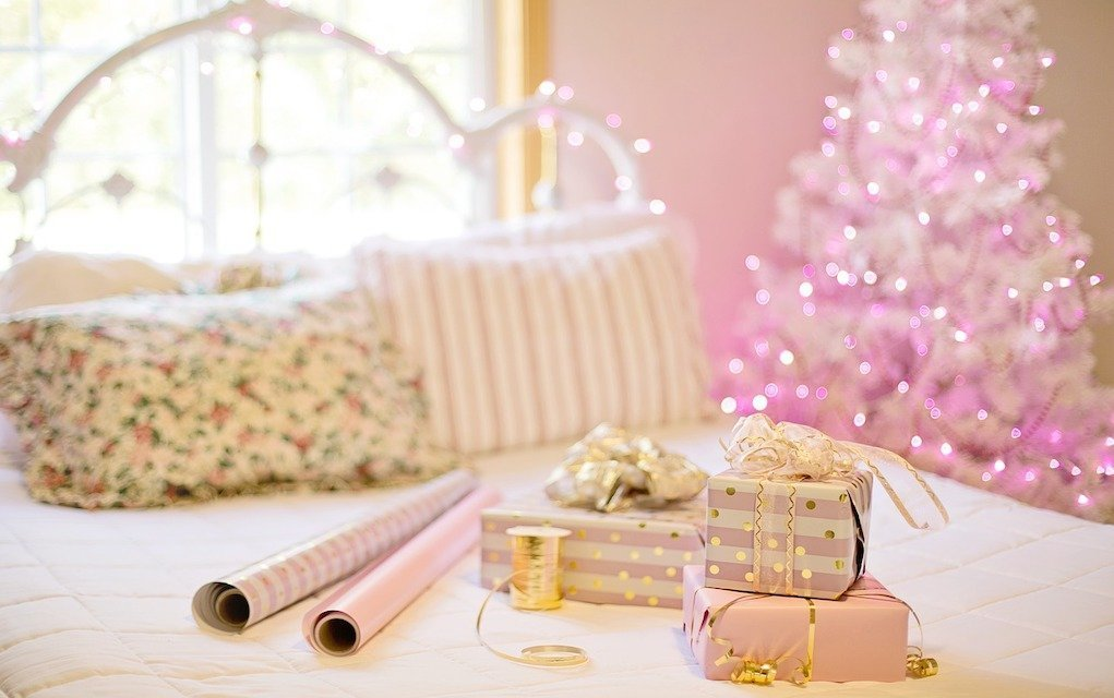 christmas bedroom ideas festive style tips for home for Christmas