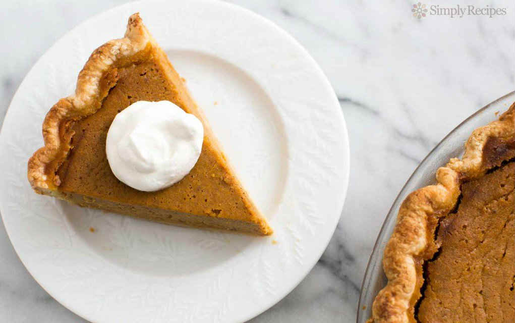 easy pumpkin pie recipe