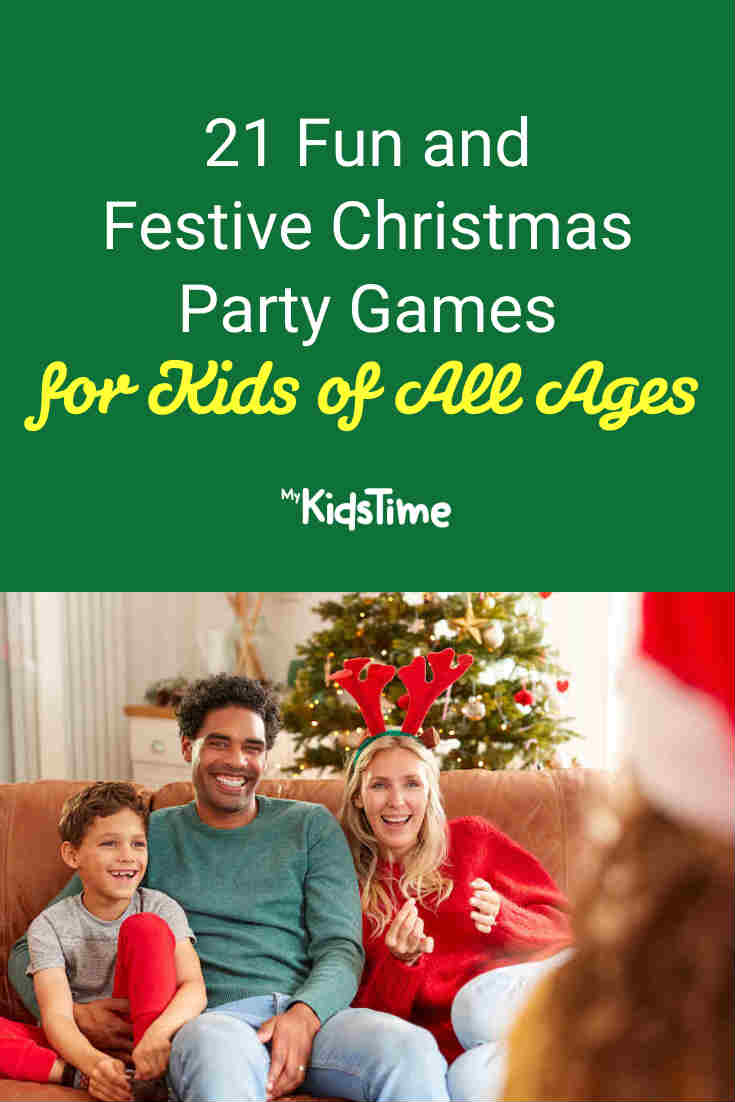 21 Fun and Festive Christmas Party Games for Kids of All Ages - Mykidstime