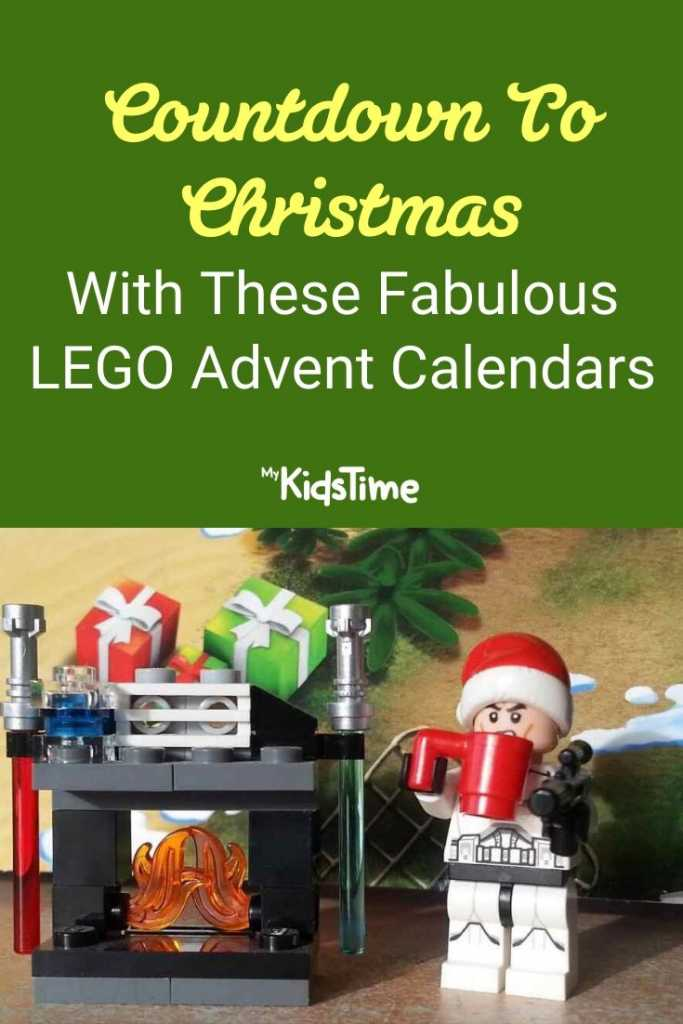 Countdown To Christmas With These Fabulous LEGO Advent Calendars