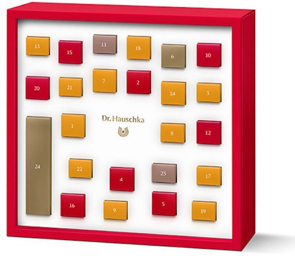 Dr Hauschka advent calendar
