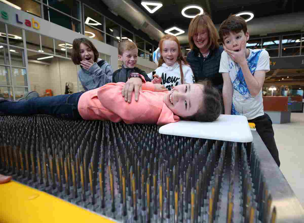 Explorium Family Bed of Nails