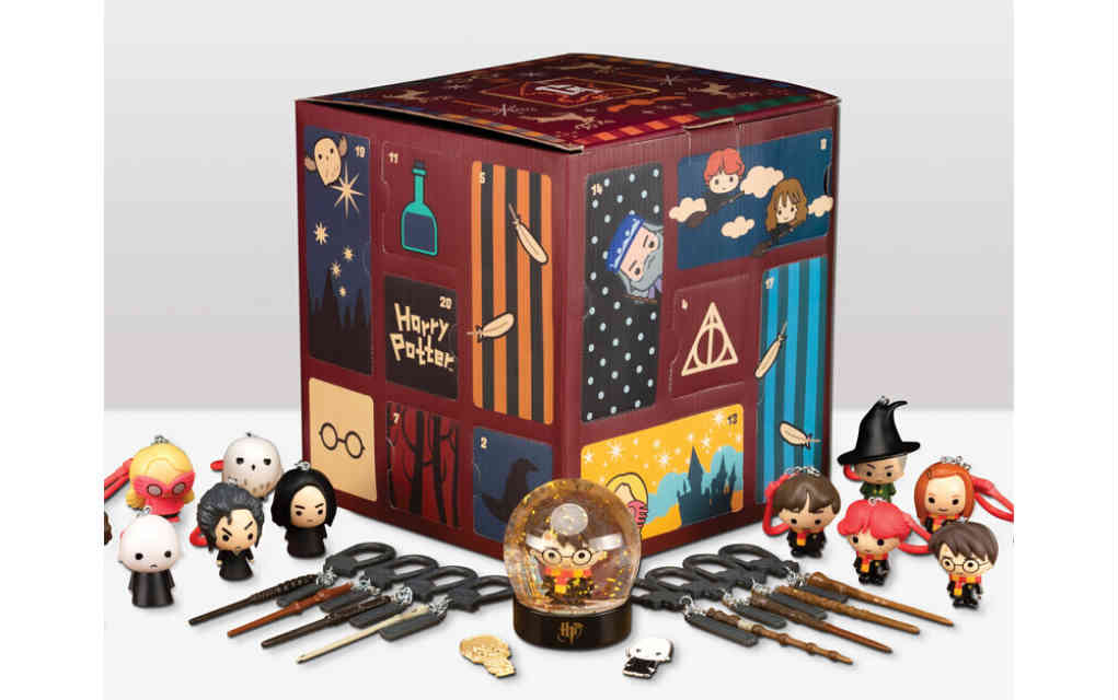 Firebox Harry Potter advent calendar