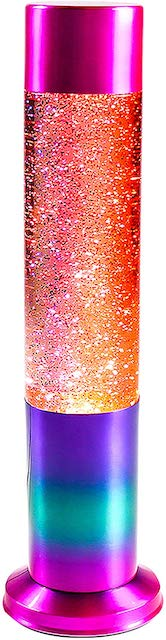 Glitter lamp gifts for children with additional needs